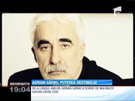 Anii de datorii pot deveni ani de închisoare pentru Adrian Sârbu