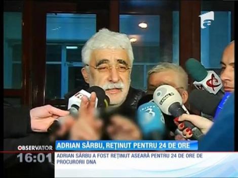 Adrian Sârbu, la Curtea de Apel Bucureşti