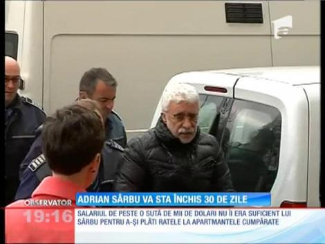 Mecanismul infracțional gândit de Adrian Sârbu