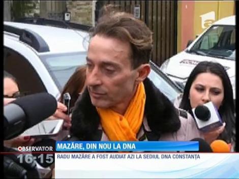 Radu Mazăre, din nou la DNA