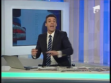 """Mircea Badea: """"Se pare că Băsescu a îngenuncheat în fața lui Coldea"""""""