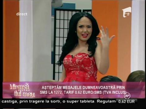 Andreea Mantea, anunţ inedit pentru concurenţi! Ce s-a întâmplat în casă