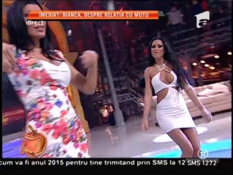 VIDEO INCENDIAR! Mai sexy de-atât nu ne lasă CNA-ul! Andreea Tonciu şi Daniela Crudu, mai fierbinţi decât ţi le-ai imaginat vreodată