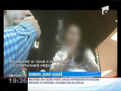 O nouă lege antifumat, în România
