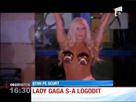 Lady Gaga s-a logodit