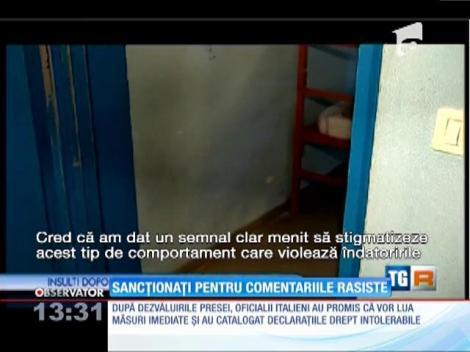 16 gardieni ai unei închisori din Italia, suspendaţi pentru comentariile rasiste adresate unui deținut român sinucigaș