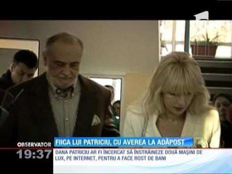 Fiica lui Dinu Patriciu cere sechestru pe toată averea tatălui