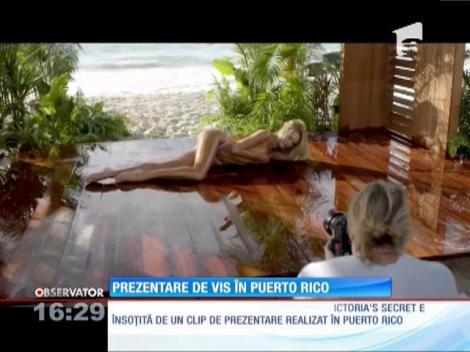 Prezentare de costume de baie super-sexy la Puerto Rico