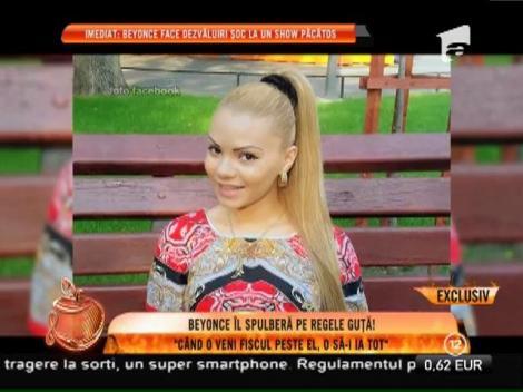 Beyonce de România îl spulberă pe Nicolae Guță