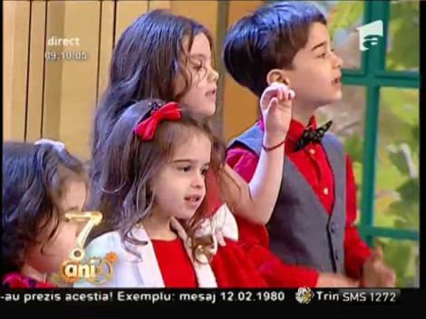 """Atelierul de Muzică și Prezență Scenică """"Alina Sorescu"""" - """"E ziua ta, mămico"""""""