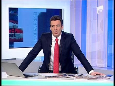 """Mircea Badea: """"Toni Greblă a fost reținut pe bază de 50 de capre!"""""""