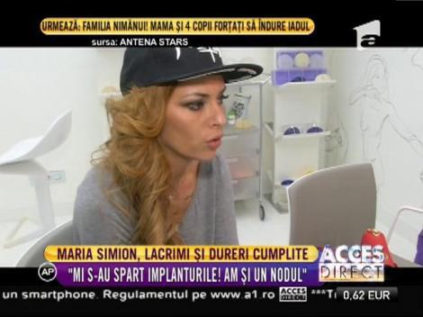 Maria Simion, prezentatoarea de la Antena Stars, lacrimi și dureri cumplite