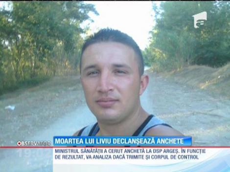 Moartea lui Liviu, tânărul care a decedat pentru că a așteptat luni de zile ca să facă RMN, declanșează anchete