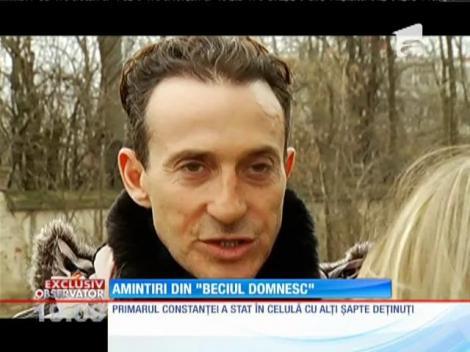 Radu Mazăre, amintiri din închisoare