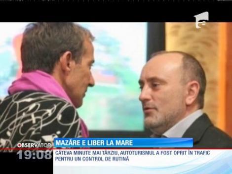Radu Mazăre a scăpat de arest