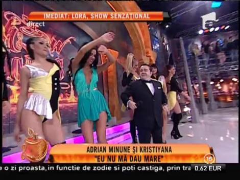 """Adrian Minune și Kristiyana - """"Eu nu mă dau mare"""""""