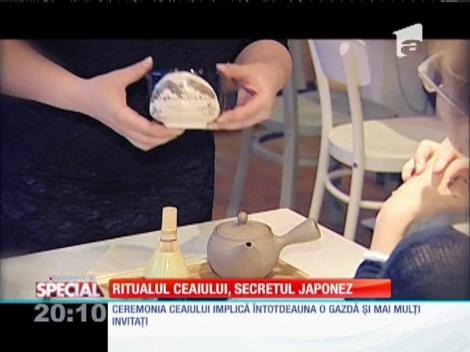 Special! Ritualul ceaiului, secretul japonez