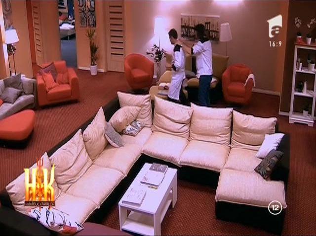 Ciprian și Maria se luptă la cuțite pentru un loc în FINALĂ, în timp ce Michael se răsfață!