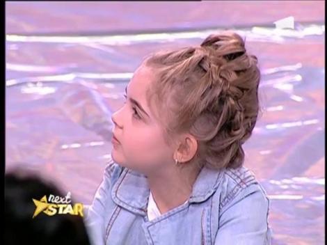 Prezentare: Alexandra - 6 ani, Călăraşi