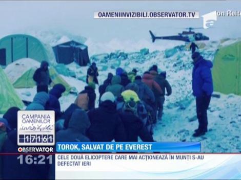 """Obișnuit să fenteze moartea! Cum era să piară Zsolt Torok pe Everest: """"A cerut ajutorul și nimeni nu a venit!"""""""