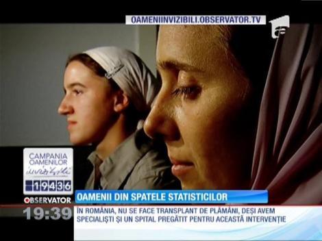 Campania oamenilor invizibili / Poveştile din spatele cifrelor din statistică