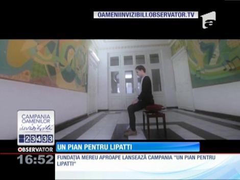 """Campania """"Un pian pentru Lipatti"""""""