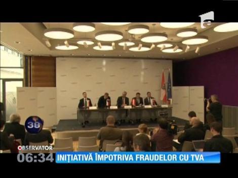 Inițiativă împotriva fraudelor cu TVA din Uniunea Europeană