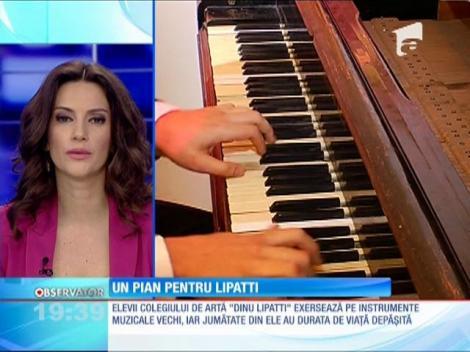 Un pian pentru Lipatti