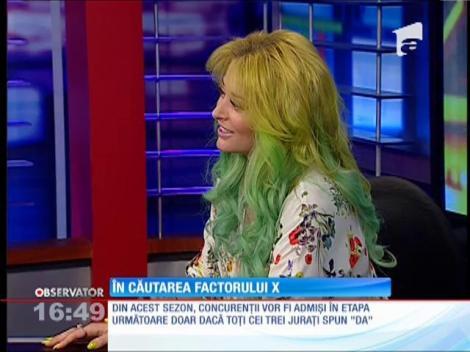 Caravana X Factor a ajuns la București!