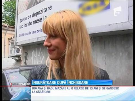 Radu Mazăre, însurătoare după închisoare