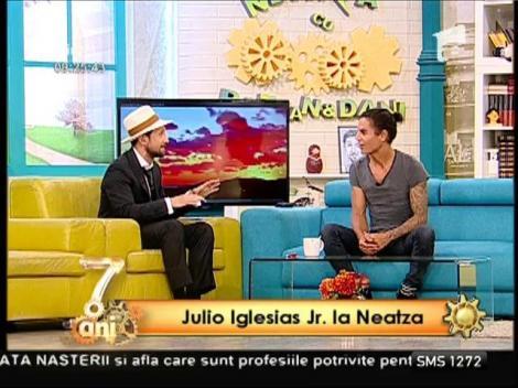 Julio Iglesias și Julio Iglesias Jr., primul concert împreună