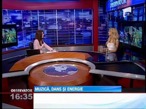Își schimbă costumele în timp real! Andreea Bălan și trupa sa vor să reinventeze show-ul de dans în televiziune!