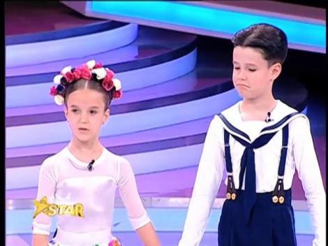 Prezentare: Maya și Alex- 6/8 ani, Baia Mare