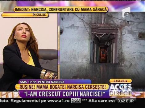 Ghetoul unde locuiește mama Narcisei Guță
