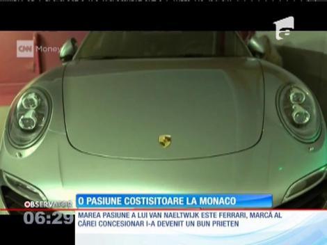 O pasiune costisitoare la Monaco