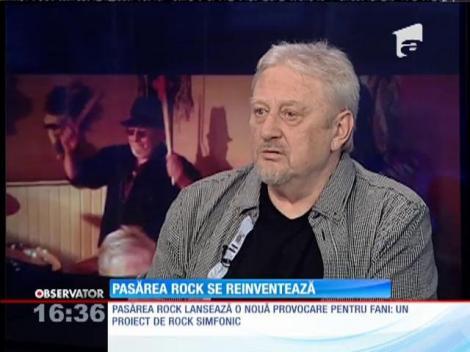 Pasărea Rock, concert de zile mari la Ploiești