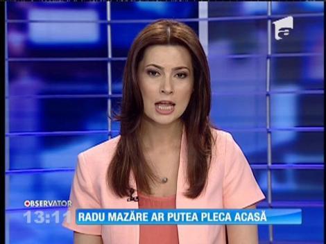 Radu Mazăre ar putea pleca acasă