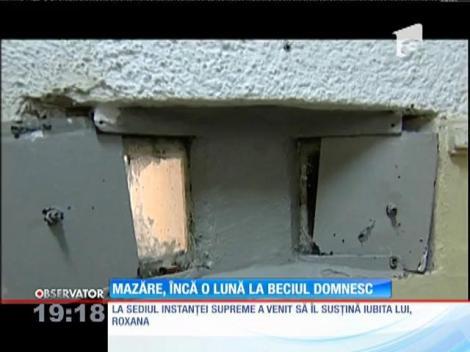 Radu Mazăre va mai sta încă 30 de zile în arest