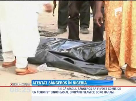 Atentat terorist la o moschee din Nigeria. Cel puțin 18 morți