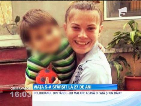 Update / Fiică de politician, moartă în casă