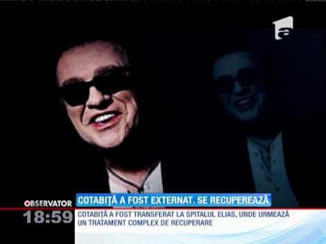 Update / Gabriel Cotabiţă a fost transferat la Spitalul Elias din Capitală