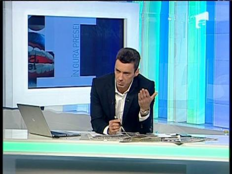 """Mircea Badea, amendat pentru afirmațiile la adresa lui Traian Băsescu: """"Este incredibil!"""""""