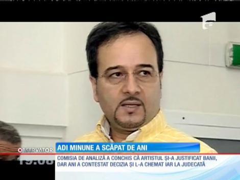 Adrian Minune scapă basma curată în procesul cu Agenţia de Integritate