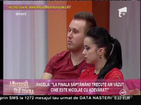 """Scandal de proporții în casa de la """"Mireasă pentru fiul meu""""! Nicolae, acuzat că o va bate și o va agresa pe Cătălina!"""