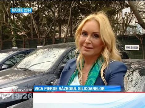 Vica Blochina a pierdut procesul cu medicul estetician Adina Alberts