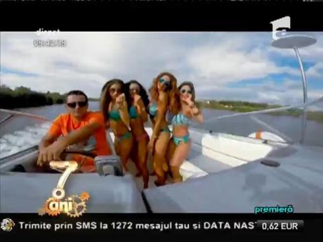 """Videoclip în premieră la Neatza! Cristina Spătar - """"Marbella"""""""