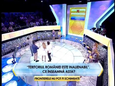Runda 2: Teritoriul României este inalienabil. Ce înseamnă asta?