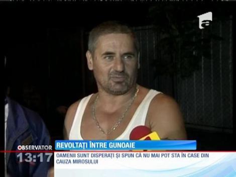 Oamenii dintr-un cartier al Clujului sunt revoltați din cauza gunoiului