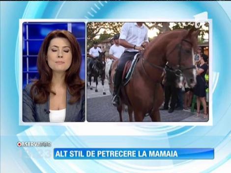 Prima paradă din Mamaia fără Radu Mazăre