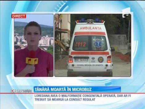 O tânără mamă din judeţul Bacău a murit pe drumul spre serviciu